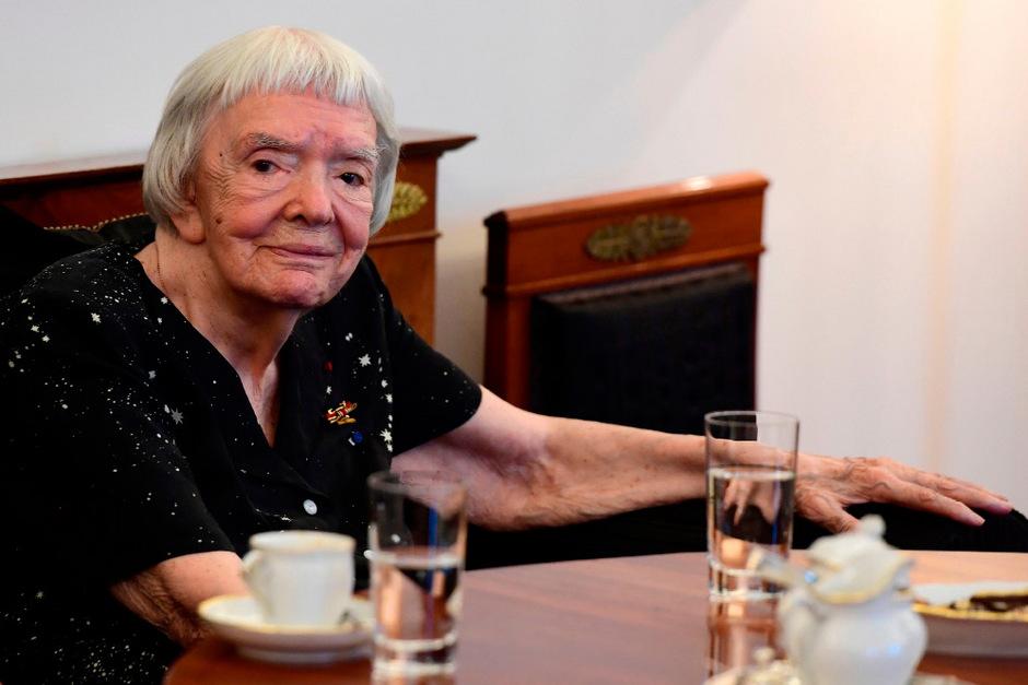 Ljudmila Alexejewa starb im Alter von 91 Jahren.