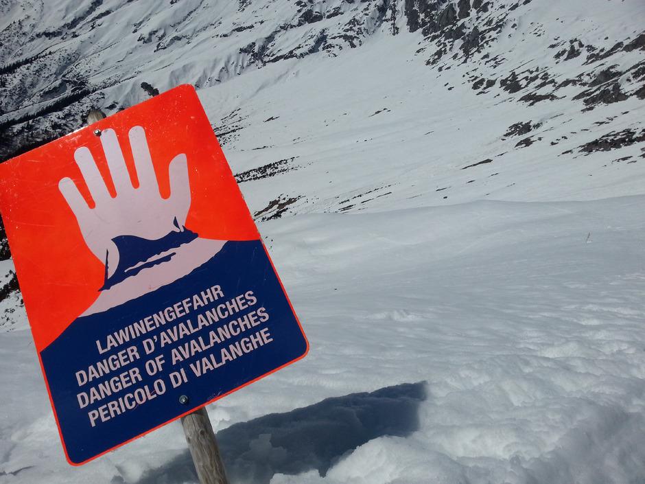 Lawinengefahr am Wochenende in Tirol wieder erheblich