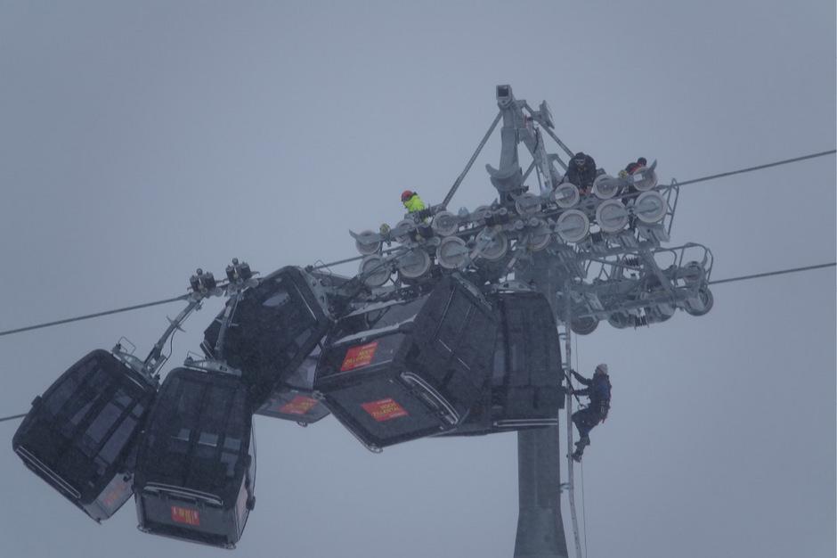 """Vermutlich aufgrund des starken Windes war es am Sonntag zu dem Vorfall gekommen.<span class=""""TT11_Fotohinweis"""">Foto: zoom.tirol</span>"""
