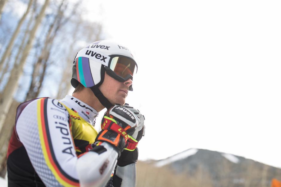 Stefan Luitz bangt um seinen ersten Weltcup-Sieg.