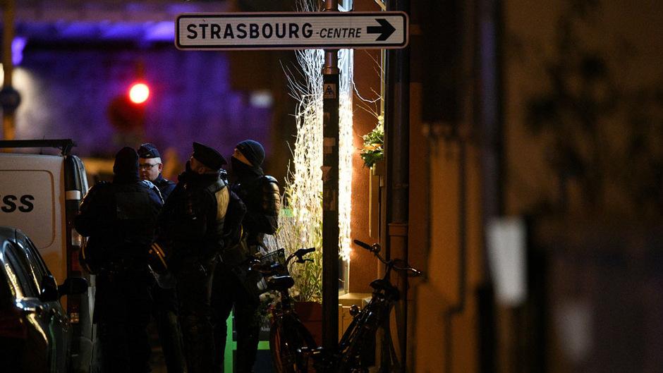 Der 29-Jährige wurde in Neudorf, einem Stadtviertel Straßburgs, getötet.