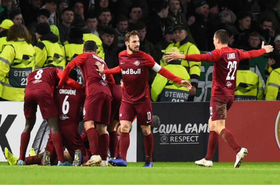 """Salzburg hat zum dritten Mal in der Clubgeschichte eine """"makellose"""" Europa-League-Gruppenphase abgeliefert."""