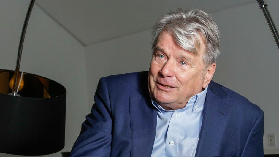 Hans Peter Haselsteiner hat im Zuge der Causa Kuhn auch ans Aufhören als Erl-Präsident gedacht.