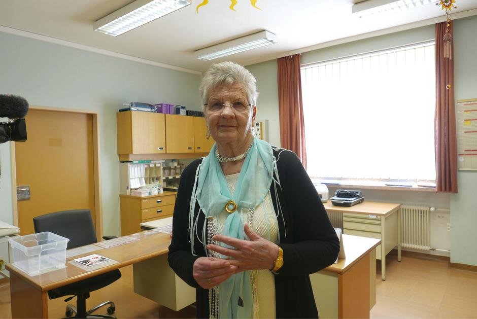 Die Osttirolerin Anni Kratzer setzt sich seit vielen Jahren für krebskranke Kinder ein.