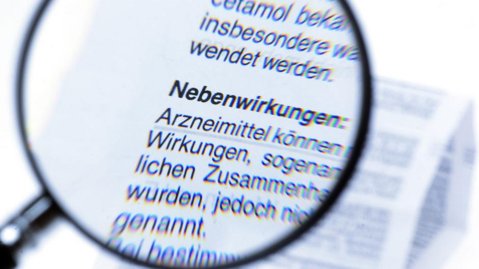 Genauer Blick auf die Nebenwirkungen: 90 Prozent der Österreicher lesen den Beipackzettel.