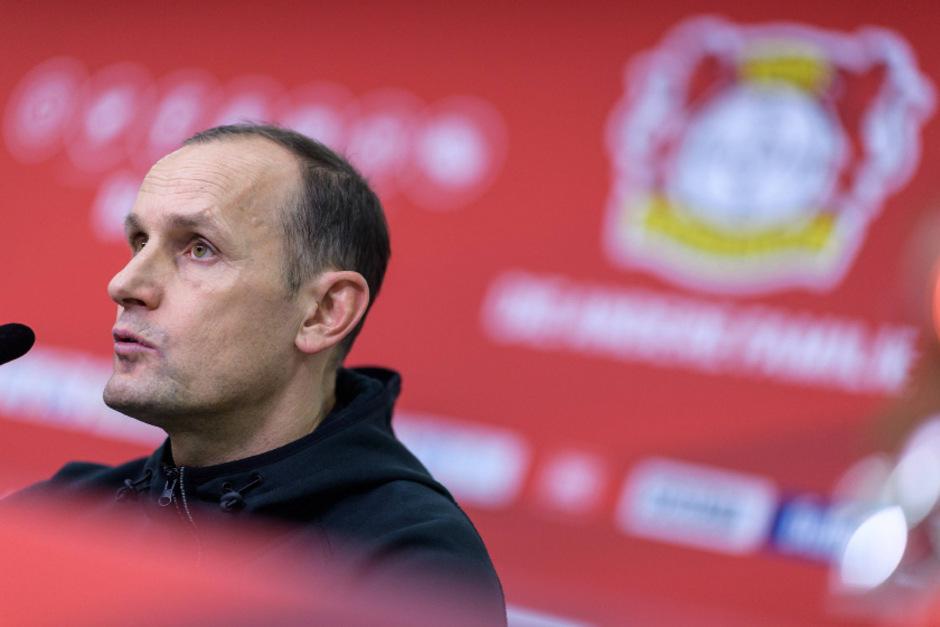 Heiko Herrlich musste in Leverkusen seinen Hut nehmen.