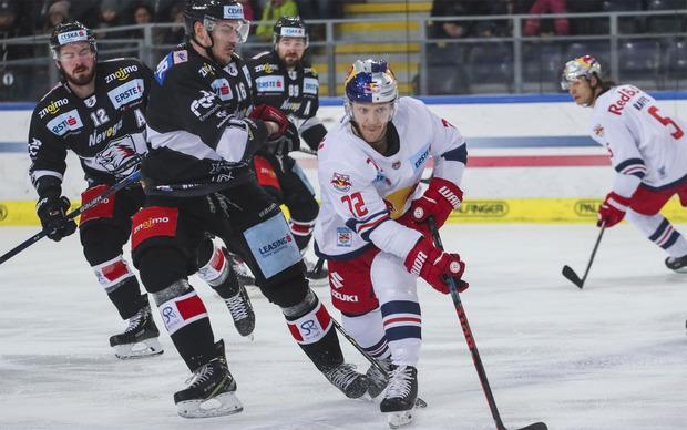 Salzburg unterlag Znojmo in EBEL daheim 2:4.