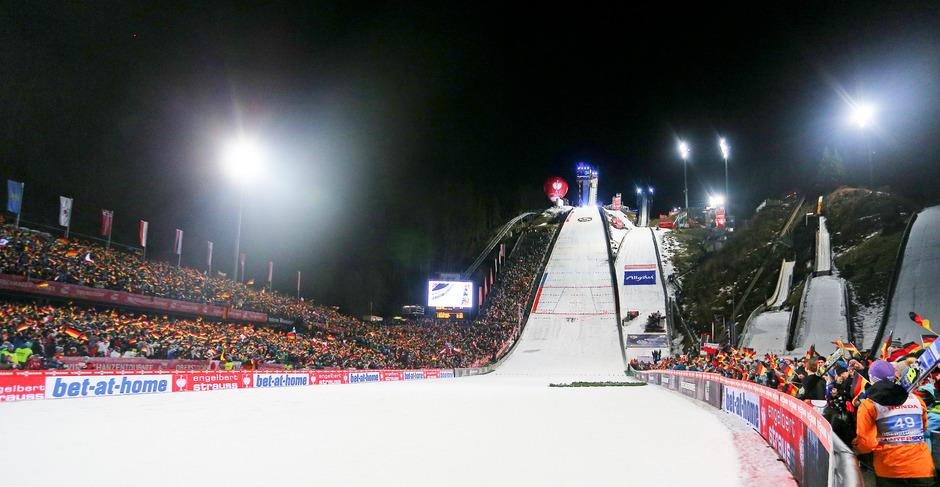 Die Tournee startet ab 29. Dezember in Oberstdorf.