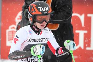 Die Tiroler Ski-Hoffnung Stephanie Brunner.