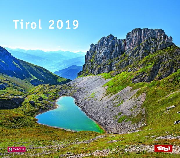 """""""Tirol 2019"""" von Torsten Mühlbacher liegt unter anderem in der Tyrolia für 12,95 Euro auf."""