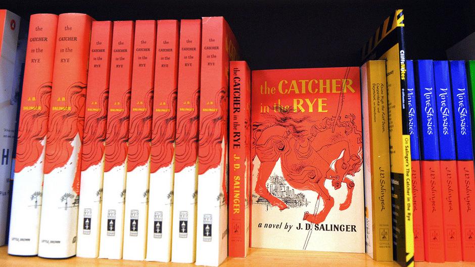 """J. D. Salingers """"Fänger im Roggen"""" wurde in Dutzende Sprachen übersetzt."""