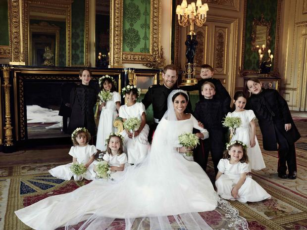 Das prominenteste Jawort des Jahres: Meghan und Prinz Harry heiraten am 19. Mai.