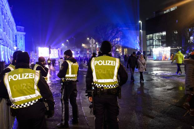 In der Innsbrucker Innenstadt hatte sogar die Polizei eine ruhige Nacht.
