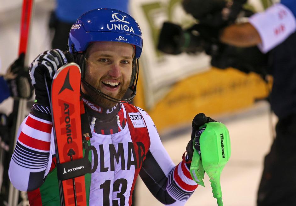 Premieren-Weltcupsieger Marco Schwarz.