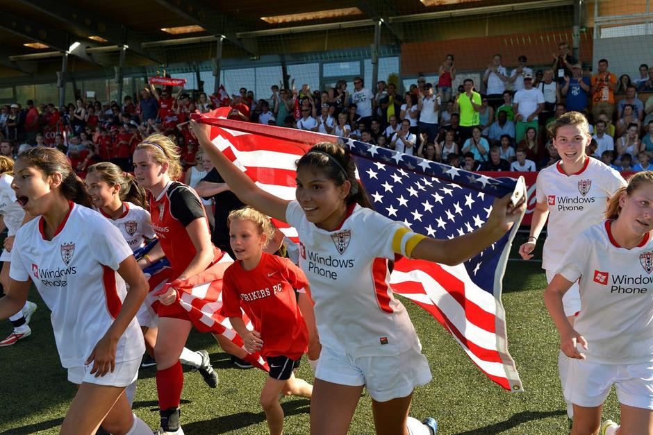 Der Cordial Girls Cup wird heuer zum zehnten Mal ausgetragen.