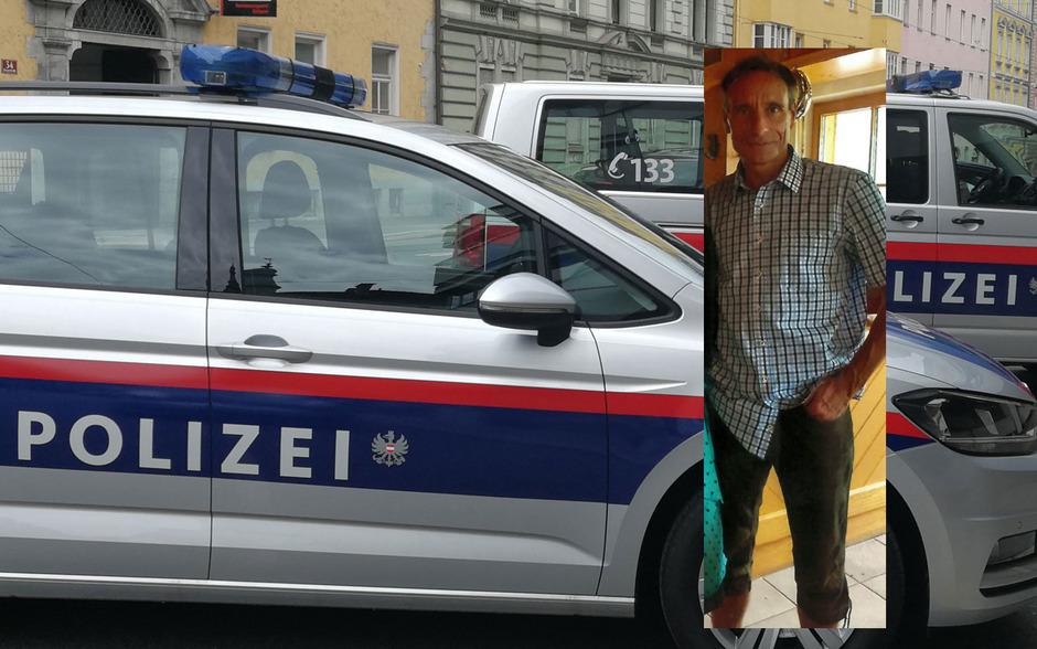 Dieser 53-Jährige wird vermisst. Die Polizei bittet um Hinweise.