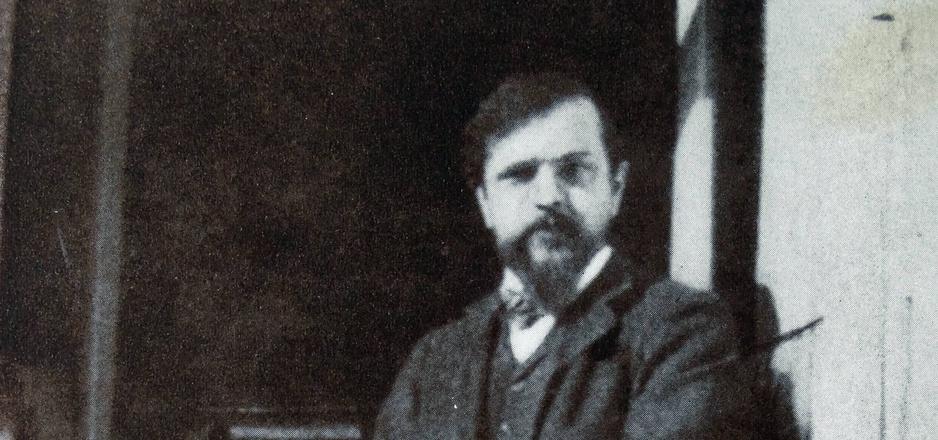 Claude Debussy (1862–1918), einer der prägenden Väter der musikalischen Moderne.
