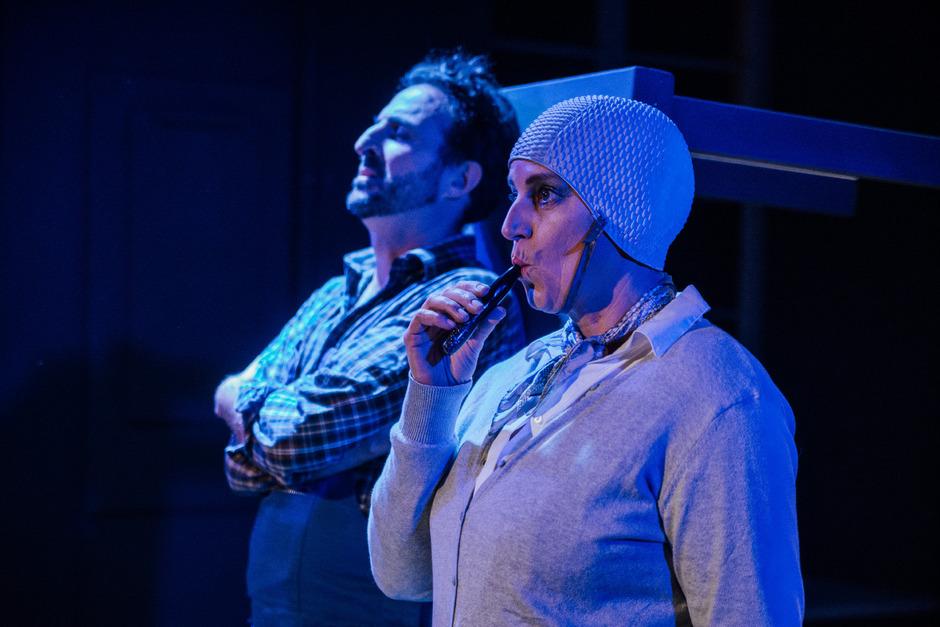 """Das Theater Szenario in Hall spielt das Stück """"Momo""""."""