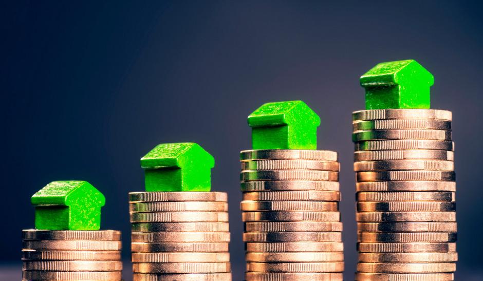 Die Immobilienpreise in Tirol sollen heuer laut einer Befragung von Immobilienmaklern unter den Österreich-Durchschnitt steigen.