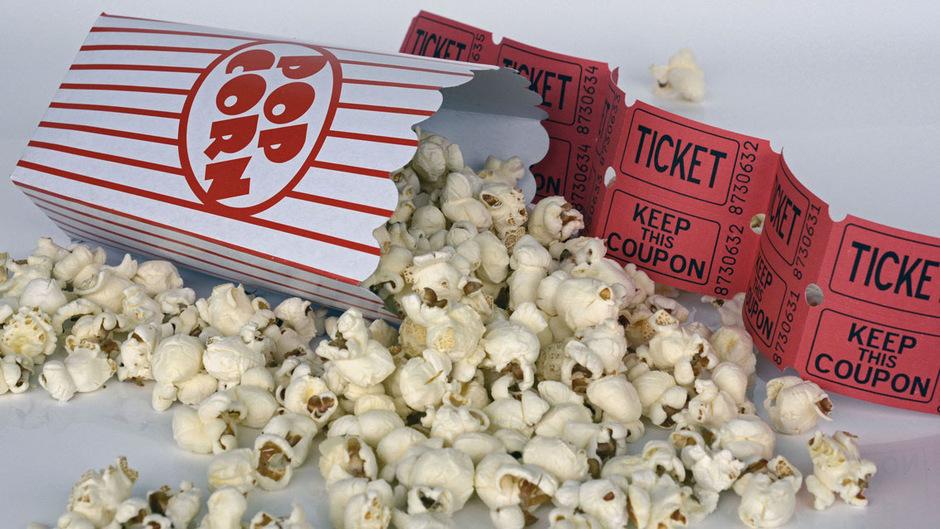 Knapp 1,1 Millionen Tiroler besuchten im vergangenen Jahr ein Kino (2017: mehr als 1,2 Millionen).