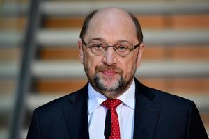Der frühere SPD-Chef Martin Schulz.