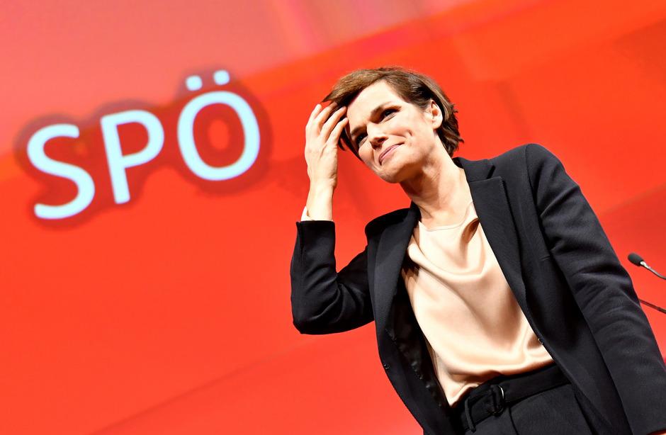 Erläuterungsbedarf: SPÖ-Chefin Pamela Rendi-Wagner.