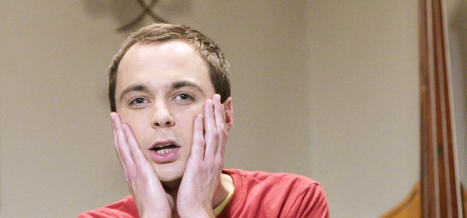 """The Big Bang Theory""-Nerd Sheldon Cooper"