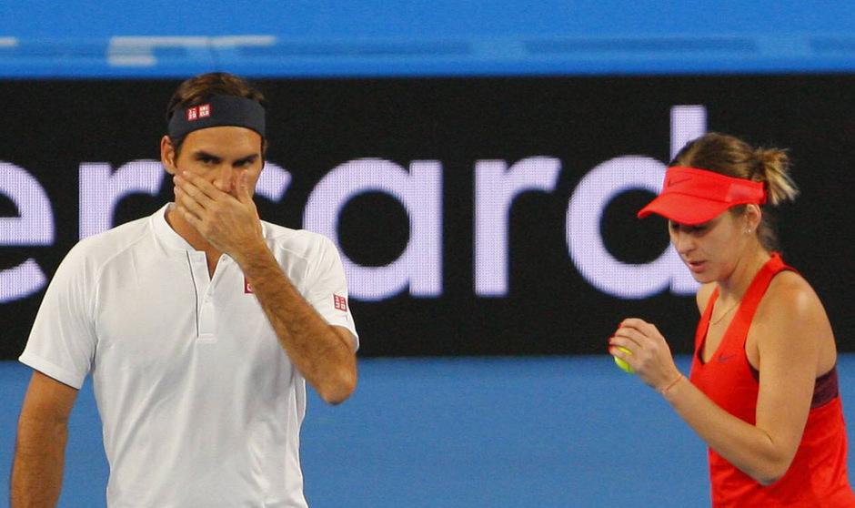 Roger Federer und Belinda Bencic waren erneut nicht zu schlagen.