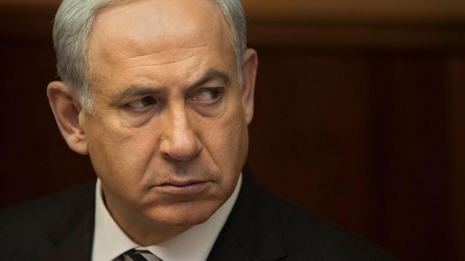 Israels Ministerpräsident Benjamin Netanyahu.