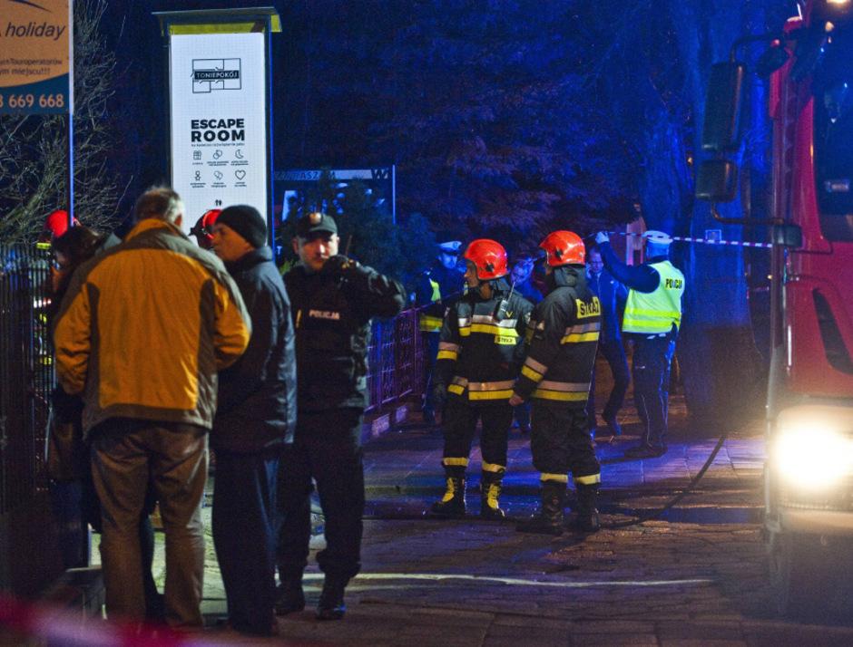 Fünf Mädchen kamen bei dem Brand ums Leben.