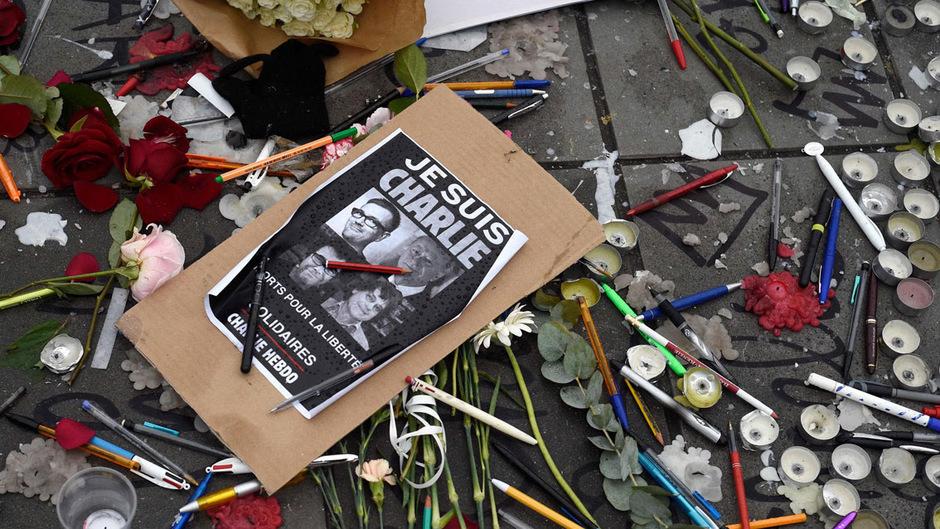 """Der Anschlag auf das Satiremagazin """"Charlie Hebdo"""" erschütterte Europa."""