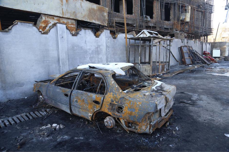 Immer wieder kommt es in Afghanistan zu schweren Anschlägen.