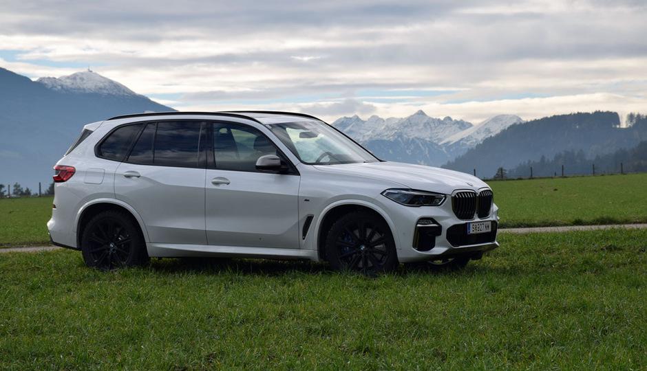 Gewachsen, aber immer noch im Rahmen geblieben: die vierte Generation des BMW X5.