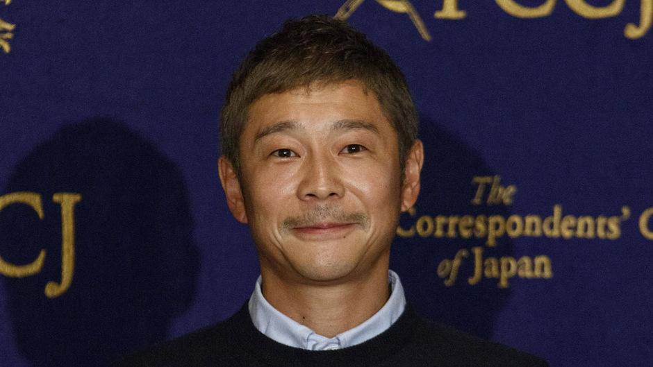 Der Milliardär Yusaku Maezawa, Gründer und CEO des größten japanischen Online-Händlers Zozotown – der nebenbei 2023 mit Elon Musk zum Mond fliegen will – hat mit einem Tweet 4,2 Millionen Retweets erreicht.
