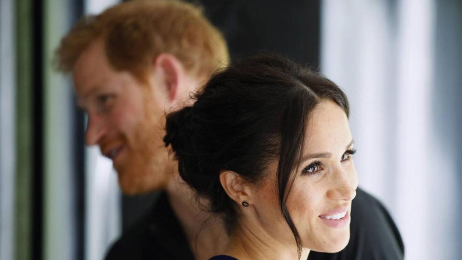 Herzogin Meghan und Prinz Harry heirateten im Mai 2018.