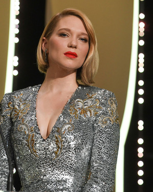 The French actress Léa Seydoux is said to be
