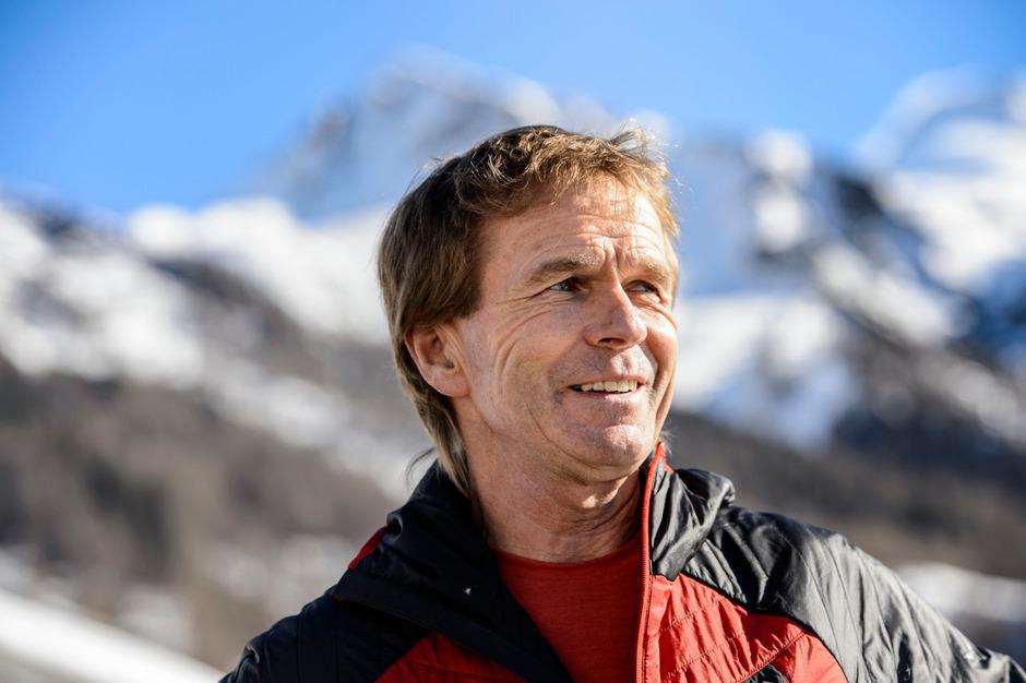 Bergrettungs-Geschäftsführer Peter Veider.