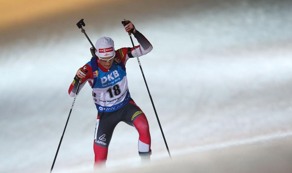 Der Tiroler Felix Leitner ist am Wochenende wieder im Weltcup-Einsatz.