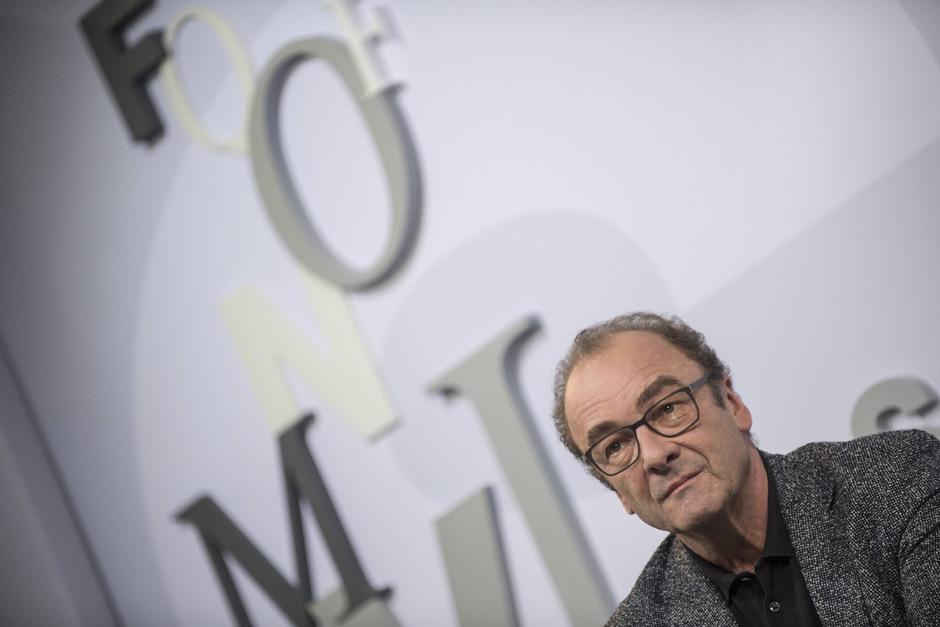 Zwischen Fakt und Fiktion: Buchpreisträger Robert Menasse.