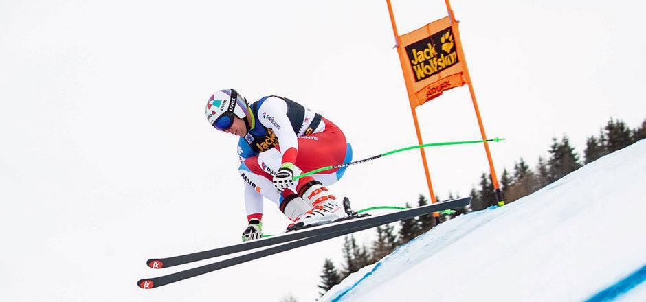 Marc Gisin plant sein Comeback im Profi-Skisport.
