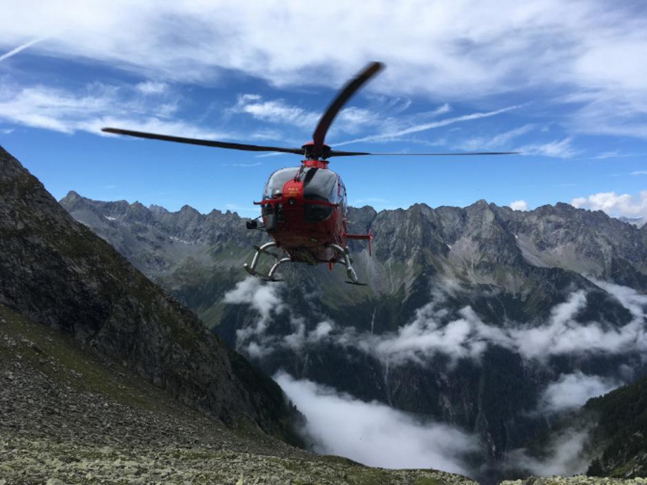 In den Tiroler Bergen verunglückten im letzten Jahr 101 Alpinisten tödlich.