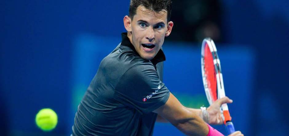 Dominic Thiem kam vor den Australian Open nicht auf Touren.