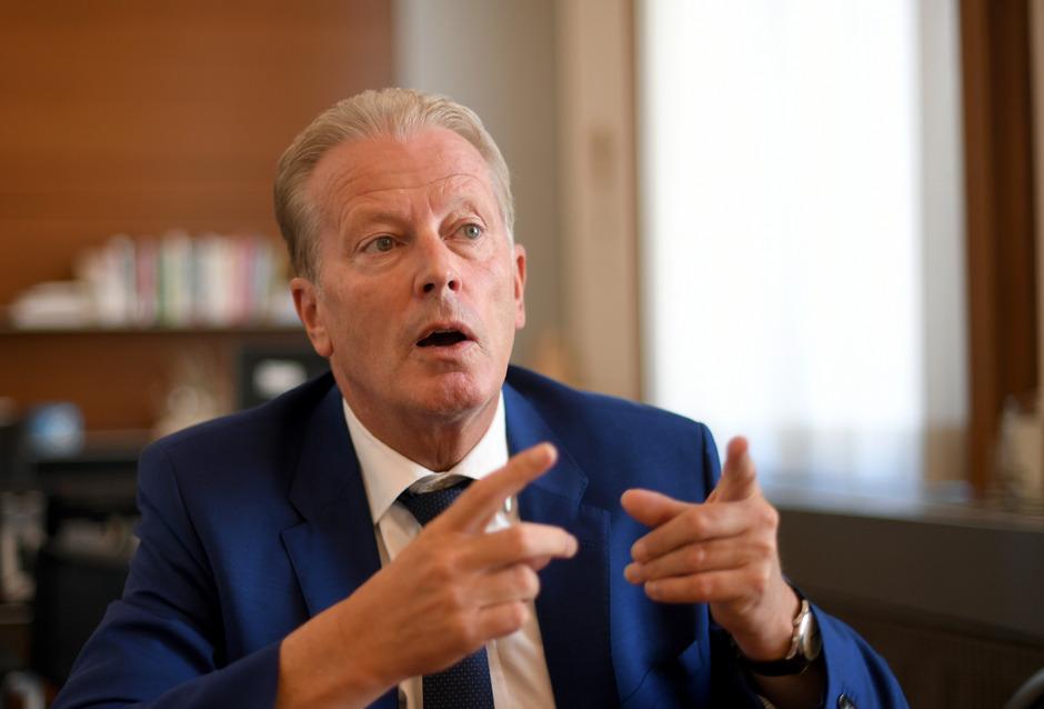 Ex-ÖVP-Chef Reinhold Mitterlehner.