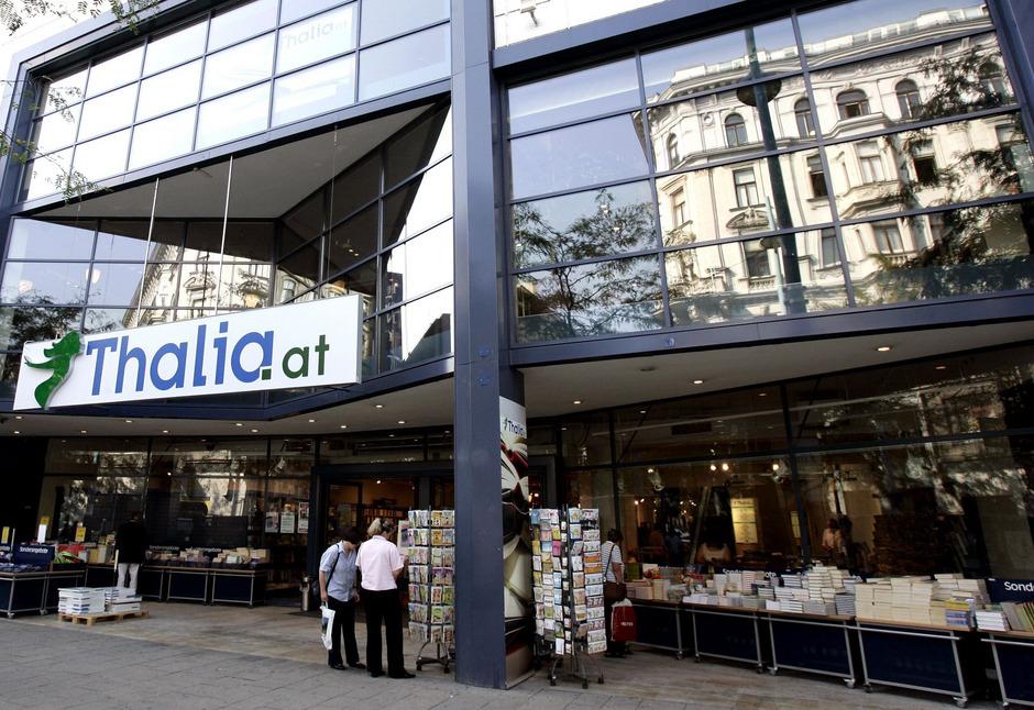 Der Buchhändler Thalia hat sich aus Tirol zurückgezogen.