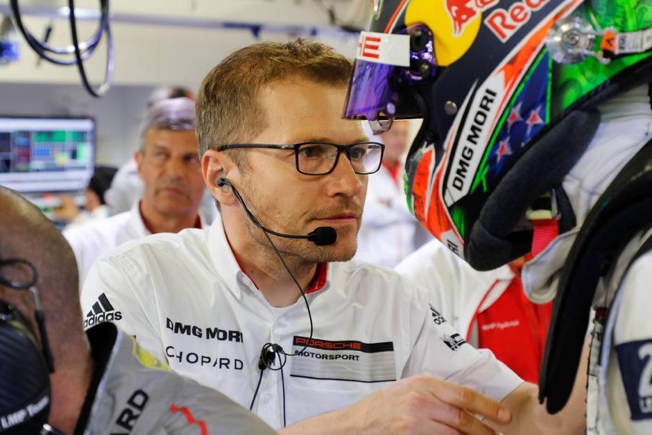 Andreas Seidl leitet künftig das McLaren-Team.