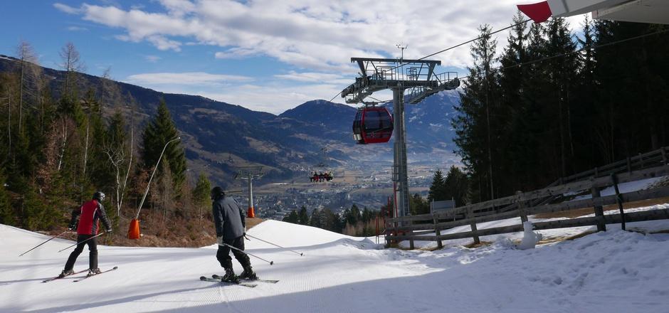 Die Eigentümer Stadt Lienz und TVB Osttirol wollen die Lienzer Bergbahnen Sommer wie Winter weiterentwickeln.