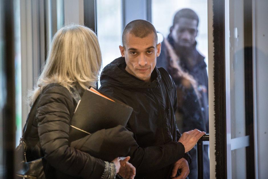 Pjotr Pawlenski wurde in Paris zu einem Jahr Gefängnis verurteilt.
