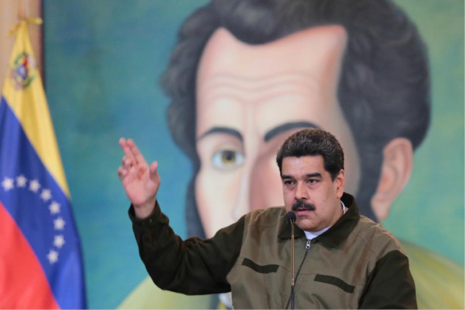 Am Donnerstag hat sich Nicolas Maduro offiziell in einer zweiten Amtszeit bestätigen lassen.