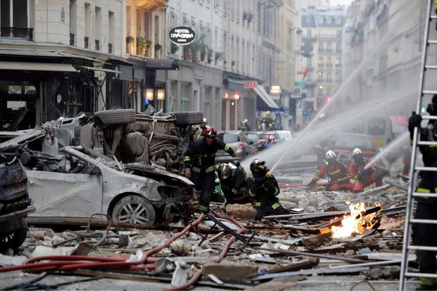 Knapp 200 Feuerwehrleute standen im Einsatz.