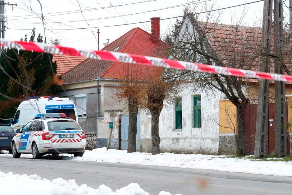Zur Zeit der Tragödie sollen sich neun Personen im Haus aufgehalten haben.